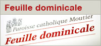 Feuille dominicale